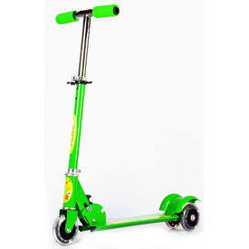 Surya Ride on Scooter Green