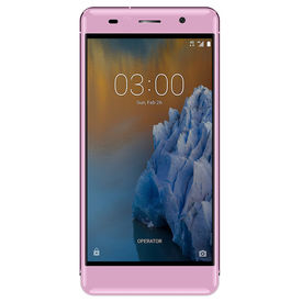 Ginger G5001 Uranus 4G Smartphone with 5-inch 2GB RAM and 16GB ROM 4G mobile in Rosegold Colour
