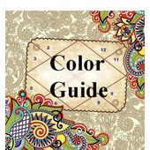 Color Horoscope! Color Chart for you, pink paper, 6