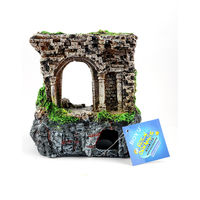 Boyu Aquarium Decoration RO-2245 (Doorway)