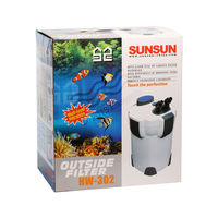 SunSun HW - 302 External filter / Canister Filter / Outside Filter, premium