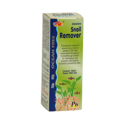 Ocean Free P6 Snail Remover, 120ml