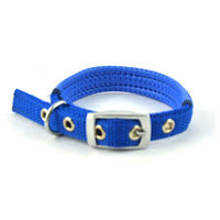 Easypets COMFORTFIT Dog Collar (Small) (Blue)