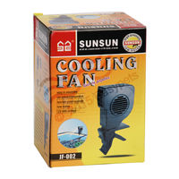 SunSun JF-002 Aquarium Cooling Fan