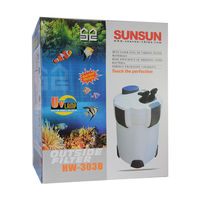 Sunsun HW - 303B External filter / Canister Filter / Outside Filter, nomal