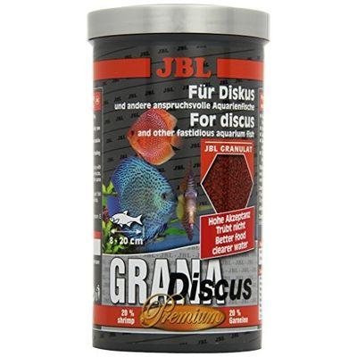 JBL Grana Discus Premium Fish Food (440 Grams) - Discus Fish Food