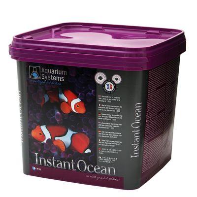 Aquarium Systems Instant Ocean Marine Salt (10 Kilograms)
