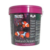 Aquarium Systems Instant Ocean Marine Salt (20 Kilograms)