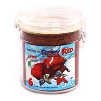 KW Ruby Red Fish Food (1 Litre)