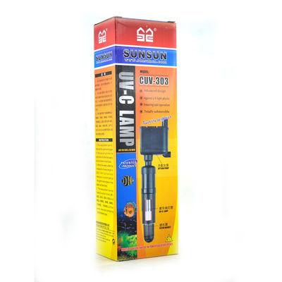Sunsun UV-C Lamp CUV-303 - In line UV Light for aqaurium