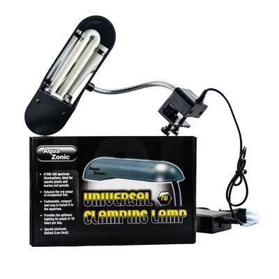 Aqua Zonic Universal Clamping Light 11W - Black