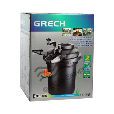 SunSun Grech CPF - 10000 Pond Filter With UV