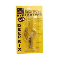 Deep Six Sealevel Water Test Hydro Meter