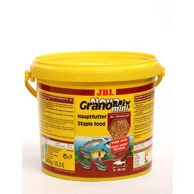 JBL NovoGranomix Mini Fish Food (2400 Grams)