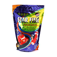 Star Fish - Fish Food (1 Kilogram) , 1 mm, 1 mm