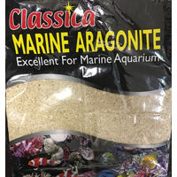 CLASSICA MARINE ARAGONITE SAND 10 KG
