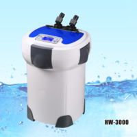 SUNSUN HW-3000 Canister Filter for large fish tank
