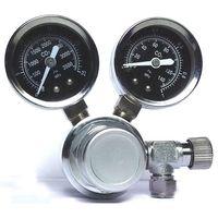 Max Aqua CO2 Regulator - Dual Gauge