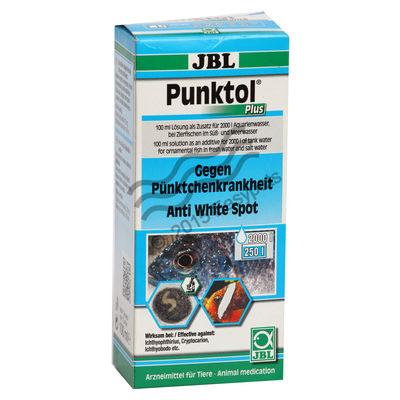 JBL Punktol Plus 125 Fish Treatment (100 Milli Litre)