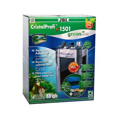 JBL CristalProfi e1501 External filter / Canister Filter / Outside Filter