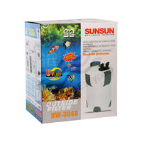 SunSun HW - 304B External filter / Canister Filter / Outside Filter