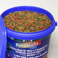 JBL Pond Food Sticks 4 in 1 Koi Food (10.5 Litres)