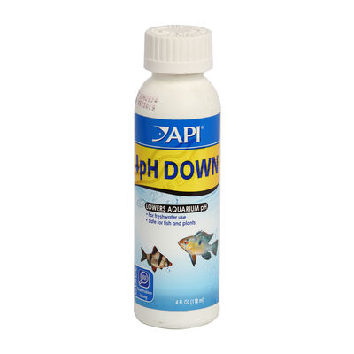 API pH Down - Fish Treatment (118 Milli Litre)