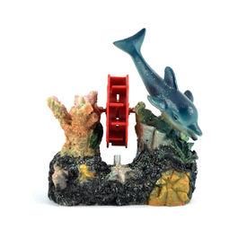 Ocean Free Aquarium Decoration (Dolphin)