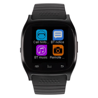 Metronaut MTS003 Smartwatch with Pedometer, Bluetooth Support and Remote Camera