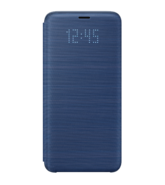 SAMSUNG GALAXY S9 LED VIEW COVER,  blue