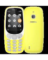 NOKIA 3310 3G DUAL SIM,  yellow