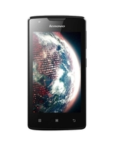 LENOVO A1000 8GB 3G DUAL SIM,  black