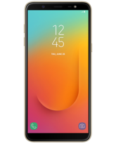SAMSUNG GALAXY J8 64GB DUAL SIM,  gold