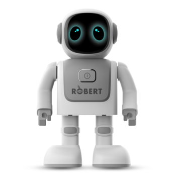 SWITCH ROBERT APP CONTROLLED ROBOT AND WIRELESS SPEAKER