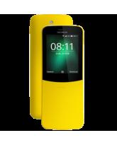 NOKIA 8110 4G DUAL SIM,  yellow