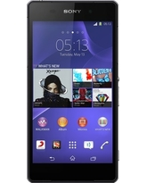 SONY XPERIA Z2,  black