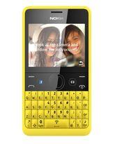 NOKIA ASHA 210,  yellow