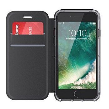 GRIFFIN SURVIVOR CLEAR WALLET CASE FOR IPHONE 7 PLUS / IPHONE 8 PLUS