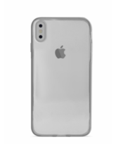 PURO IPHONE X BACK CASE,  white