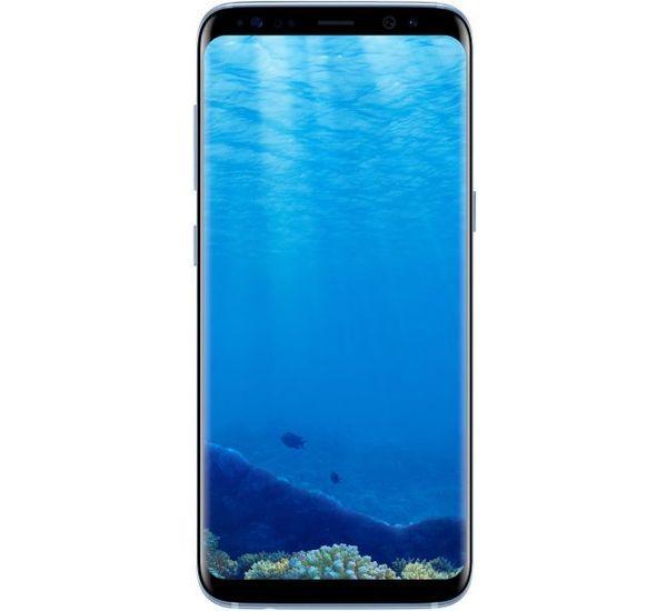 SAMSUNG GALAXY S8 PLUS 64GB DUAL SIM 4G LTE, blue