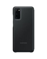 SAMSUNG GALAXY S20 PLUS LED VIEW COVER BLACK