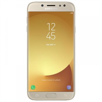 SAMSUNG J7 Pro (2017 MODEL J730F) 16GB 4G DUAL SIM,  gold