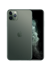 APPLE IPHONE 11 PRO MAX,  midnight green , 512gb