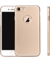 MYCANDY IPHONE 7 / IPHONE 8 TITANIUM BACK CASE GOLD