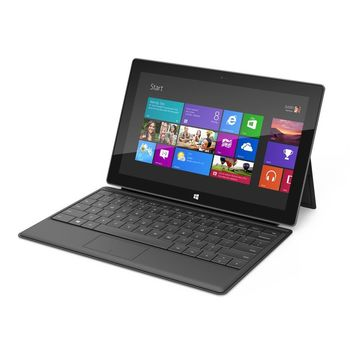 MICROSOFT SURFACE 32 GB WINDOWS RT ( WITH KEYBOARD),  black