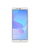 HUAWEI Y6 PRIME 2018 DUAL SIM 16GB 4G LTE,  gold