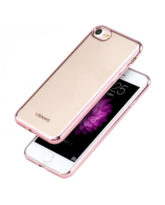 USAMS IPHONE 7 PLATING TPU CASE KIM ROSE GOLD