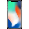 APPLE IPHONE X,  space gray, 64gb