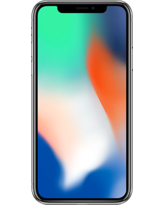 APPLE IPHONE X,  space gray, 64gb