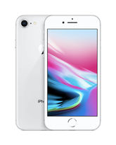 APPLE IPHONE 8,  silver, 256gb